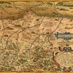 Antique Map — Stock Photo #12744320