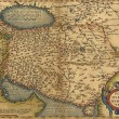 Antique Map of Persia, — Stock Photo