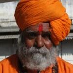 Hindu Sadhu — Stock Photo #13182484