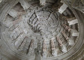 Intricate carved marble ceiling — Stock Photo