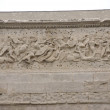 Frieze sculpture of Rombattle against Gauls, — Stock Photo #13320333