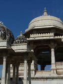 Ahar cenotaphs of the Maharanas of Mewar, — Stock Photo