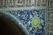 Mosaic detail, Medresseh — Stock Photo