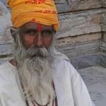 Hindu Sadhu — Stock Photo #13510051