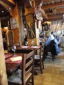 Cozy restaurant — Stock Photo