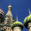 Detail, onion domes — Stock Photo #13700118