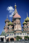 St. Basil's, Red Square — Foto de Stock