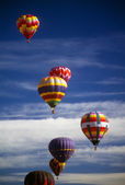 Hot air balloons — Photo