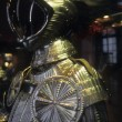 Tournment armor of late medieval knight — Stock Photo #13985792