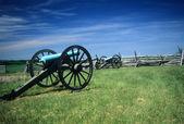 拿破仑火炮电池 — 图库照片