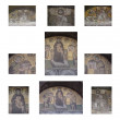 Stock Photo: Byzantine mosaics in HagiSophia,