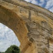 Pont du Gard Romaqueduct — Stock Photo #18313137