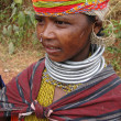 Bonda tribal woman - Foto de Stock