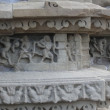 Elaborate carvings and sculpture - Foto de Stock
