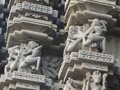 Vidyadhar, flying apsara maidens — Stock Photo