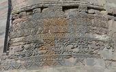 Antika buddhistiska dekoration — Stockfoto