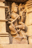 Esculturas de dioses, figuras míticas — Foto de Stock
