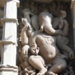 Stock Photo: Ganesh, elephant headed son of Shiva