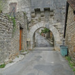 Stock Photo: Medieval gate