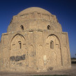 Gonbad Jabeliye dome from Sassanid era 2nd c CE - Stock Photo