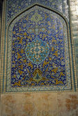 Intricate Persian mosaics — Stock Photo