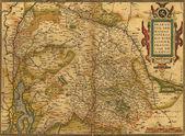 Antique Map of Germany, — Foto de Stock
