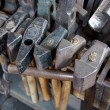 Stock Photo: Tools of blacksmith