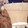 Hoover Dam, Lake Mead and Colorado River — Stock Photo #37369883