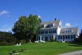 Classic New England home — Stock fotografie