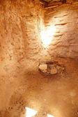 Interior of Anasazi Pueblo — Stock Photo