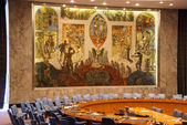Security Council chamber — Photo
