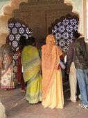 индийских туристов — Стоковое фото