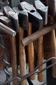 Tools of the blacksmith — Stock Photo