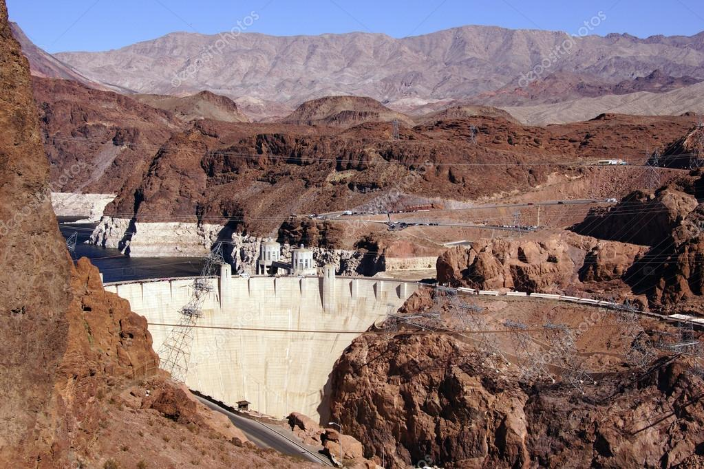 Lake Mead Hoover Dam Hoover Dam Lake Mead And
