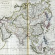 Antique map of Asia — Stock Photo #44633953