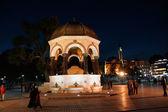 Sadirvan fountain on the Hippodrome — Stock Photo