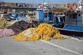 Fishing nets — Foto de Stock