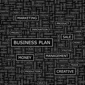 BUSINESS PLAN. — Cтоковый вектор