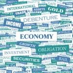 ECONOMY. — Stock Vector #26103657