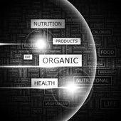 Organiques. — Vecteur