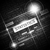 Statistik. — Stockvektor