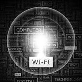 Wi-fi. — Stockvektor
