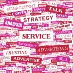 SERVICE. — Stock Vector