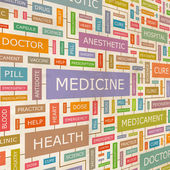 MEDICINE. — Stock Vector