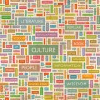 CULTURE. — Stockvectorbeeld