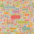 STRESS. — Vector de stock