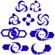 Recycle symbol. — Image vectorielle