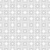 Seamless pattern geometrici. — Vettoriale Stock