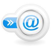 E-MAIL icon. — Stock Vector
