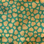 Hearts. Seamless pattern. — Stock Vector